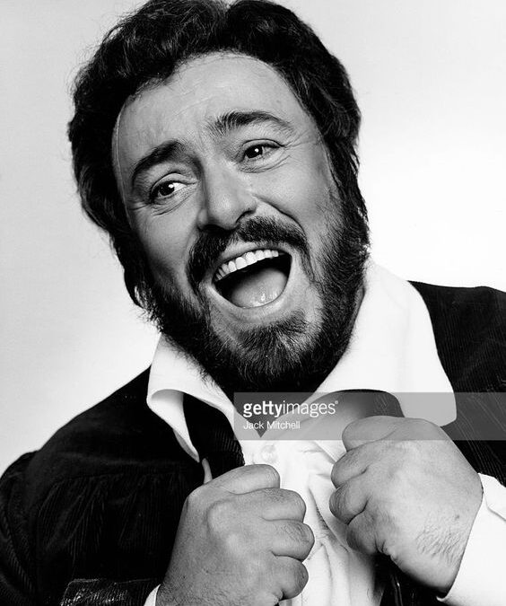 """Luciano Pavarotti: """"Muzica trebuie să fie pentru toată lumea"""""""