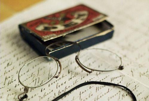 scrisori vintage