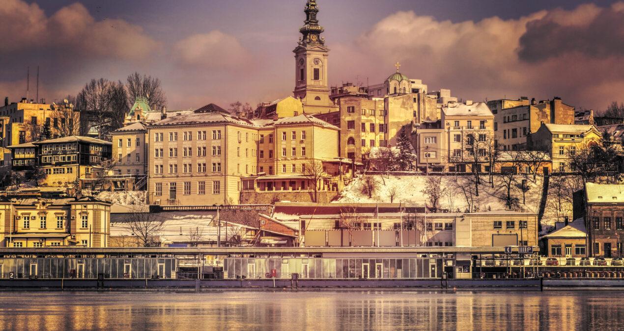 Jurnal de călătorie: Belgradul, în doi prieteni – Emil Almășan