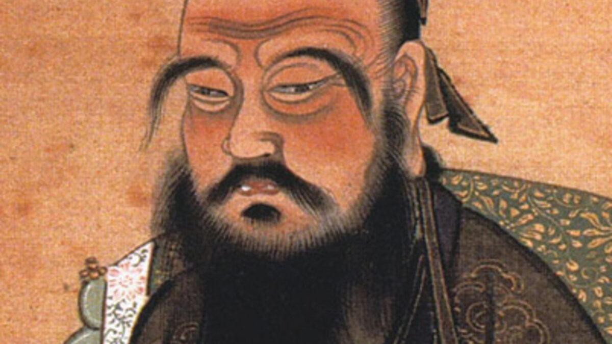"""Confucius: """"Viaţa este cu adevărat simplă, dar noi insistăm în a o face complicată."""""""