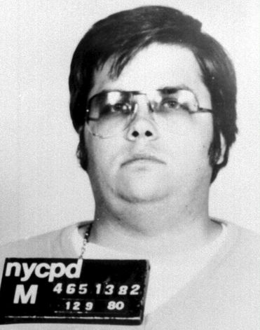 (FILES) Police handout picture dated 09 December 1980 shows Ex-Beatle John Lennon's assassin, Mark David Chapman, now 45, who was denied parole in a 50-minute hearing 03 October 2000 after serving 20 years of his life sentence. Chapman, a born-again Christian, is held in the maximum-security Attica, New York, state prison. AFP PHOTO Original Filename: FILES_MARK_CHAPMAN_PAP98.jpg ORG XMIT: PAP98