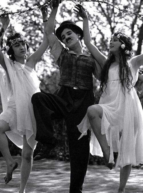Charlie Chaplin: Trebuie să crezi în tine, ăsta-i secretul…