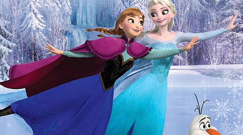 Foc sub gheață – Frozen (puterea prințeselor Disney)
