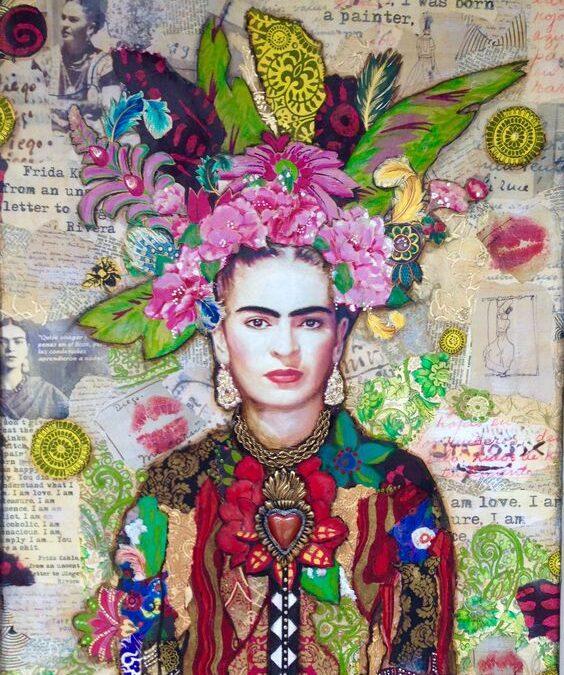 Frida Kahlo: Nu te opri unde nu poţi iubi.