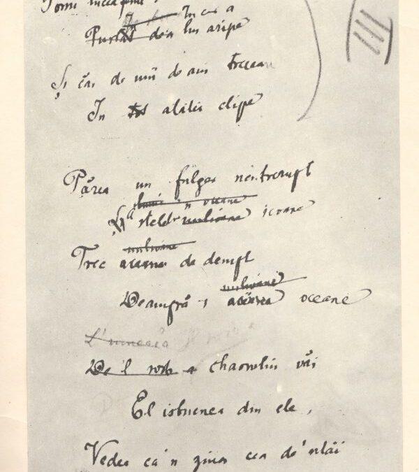 """""""Scrisul de mână exprimă sufletul nostru"""" – Umberto Eco"""