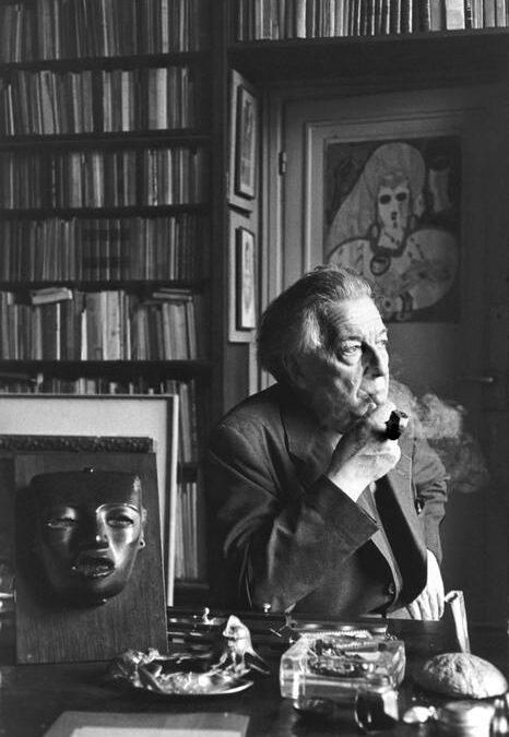 André Breton – Cuvintele noastre fac dragoste unul cu celălalt