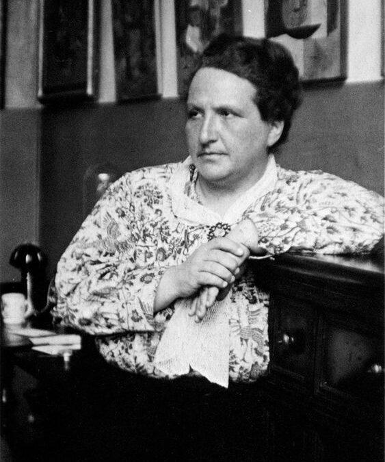 Gertrude Stein: Sunteți cu toții o generație pierdută