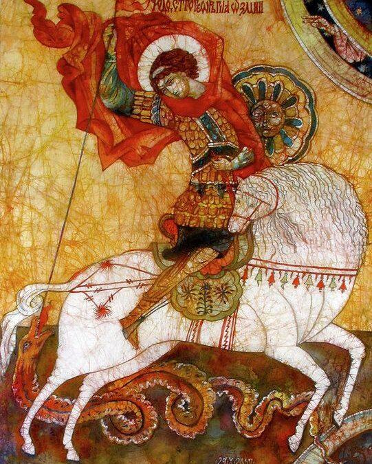 Sfântul Gheorghe, omul și mucenicul