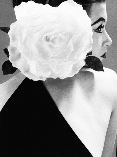 Barbara Mullen 1951, fotografie de Richard Avedon