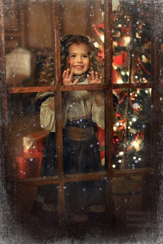 copil crăciun