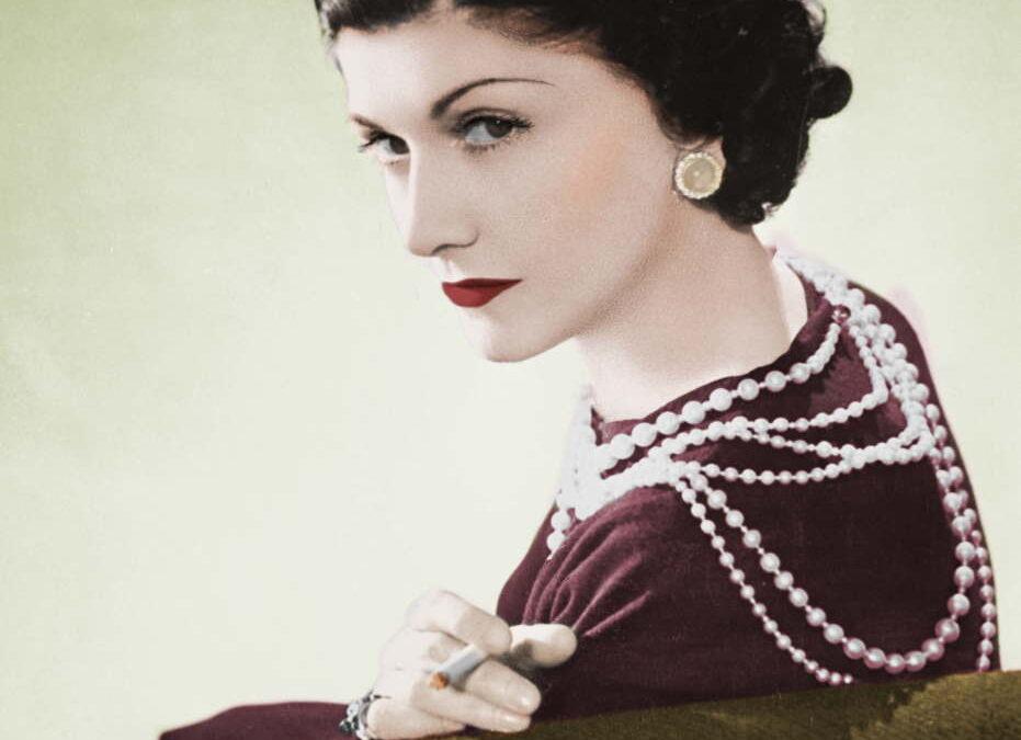 Coco Chanel sau şicul à la française