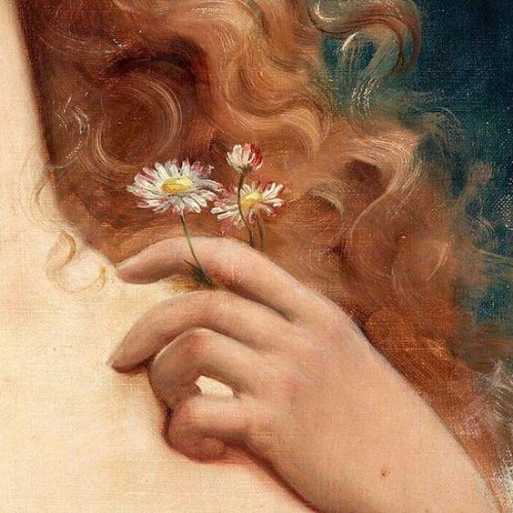 fata flori