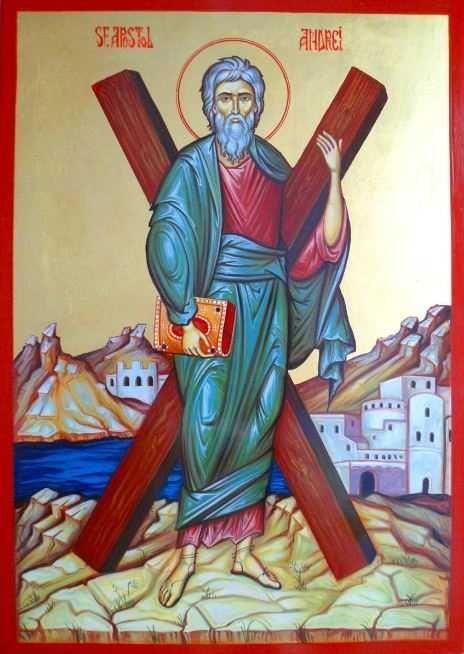 Sfântul Andrei: smerenie, rugăciune și iubire
