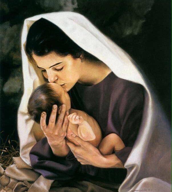 26 decembrie – Soborul Maicii Domnului