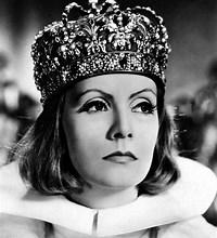 Greta Garbo în Regina Cristina