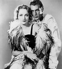 Marlene Dietrich și Gary Cooper