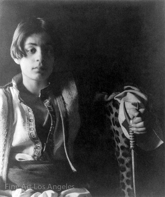 Khalil Gibran, 1898