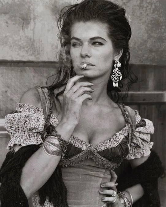 Gitanes Cigarettes by Herb Ritts