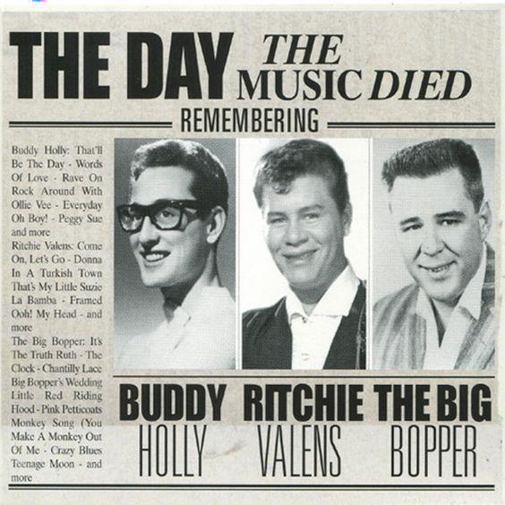 """""""Ziua în care muzica a murit"""""""