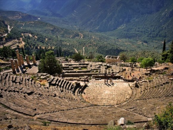Teatrul din Delphi