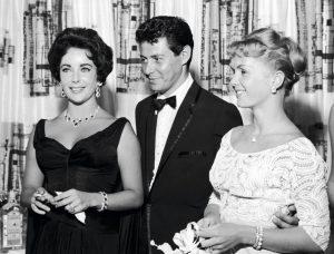 Elizabeth Taylor, Eddie Fisher și Debby Reynolds