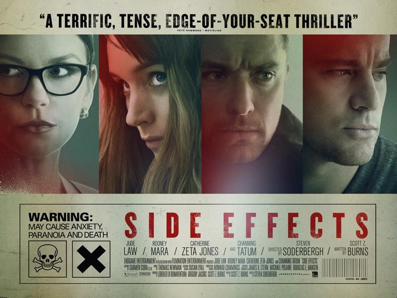 """Arta de-a înghiţi pastila – """"Side Effects"""""""