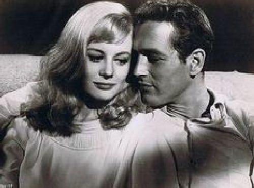 Paul Newman și Shirley Knight