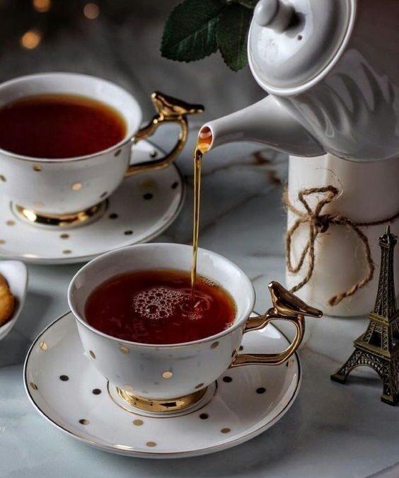 """21 Aprilie: """"Tea Day"""" (Ziua Ceaiului), save the date!"""