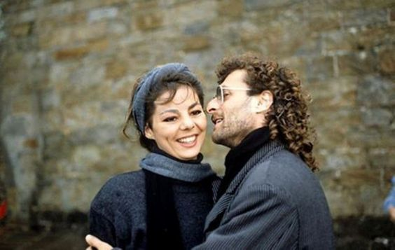 Sandra and Michael Cretu_1988