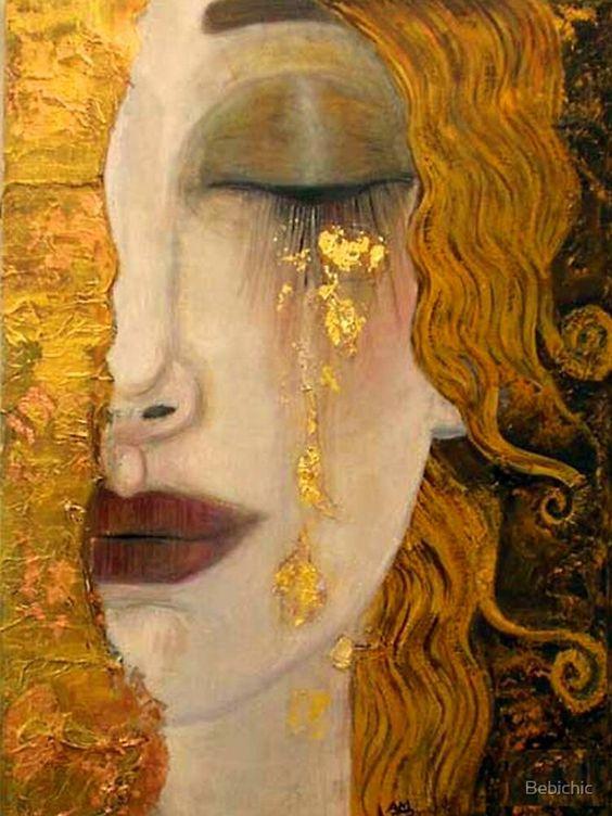 klimt_tears