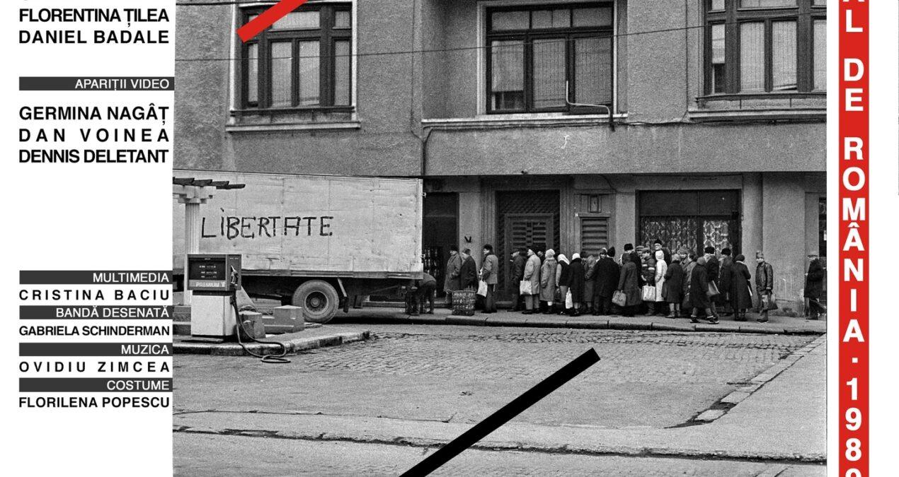 """O convingătoare pledoarie pentru atitudine civică – """"Jurnal de România. 1989"""""""