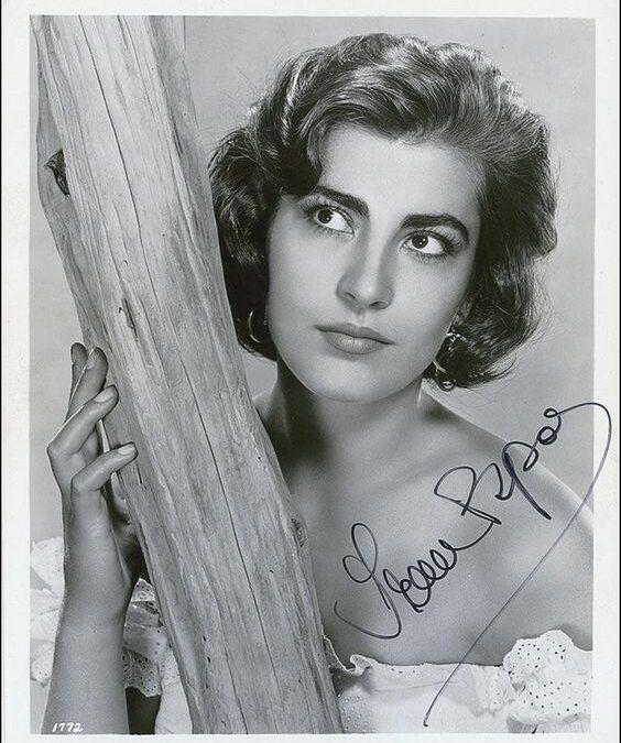 Zeița greacă – Irene Papas