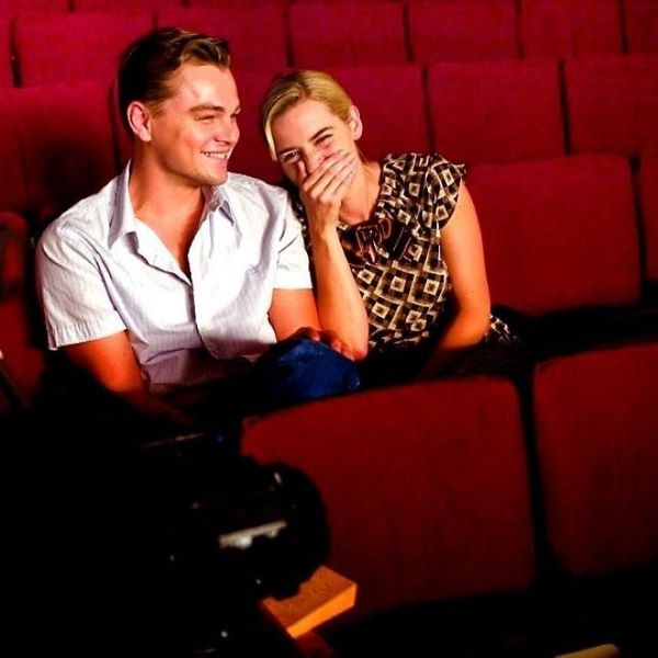 And their Hearts went on … Kate & Leo