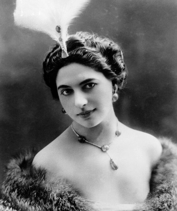 Femeia fatală – Mata Hari