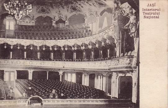 27 decembrie 1816, primul spectacol de teatru în limba română