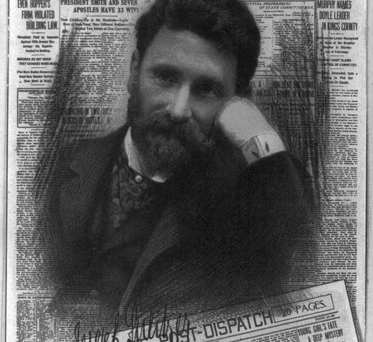 Joseph Pulitzer – pentru că oamenii citesc și ne cred