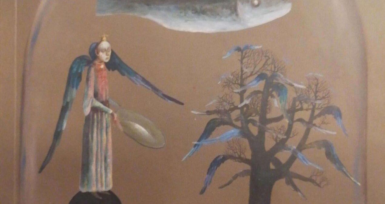 """Ștefan Mitroi- """"Poveștile cerului, poveștile pământului"""" și """"copacul cu aripi"""""""